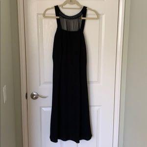 Evan-Picone Black Cocktail Dress